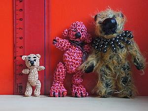 Мишки-малышки. | Ярмарка Мастеров - ручная работа, handmade