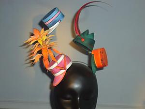 Шляпки Филиппа Трейси , неуловимый  евро и  премудрый Карлсончик. | Ярмарка Мастеров - ручная работа, handmade