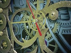 Мастер-класс: стимпанк часы