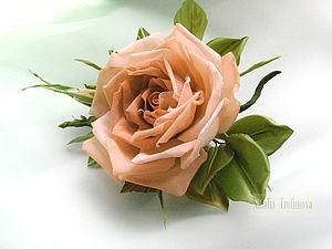 Английская роза | Ярмарка Мастеров - ручная работа, handmade