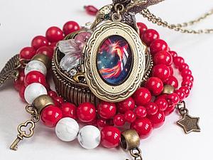 Красная коллекция - Проснулся Феникс Мая | Ярмарка Мастеров - ручная работа, handmade