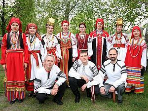 Белгородский народный костюм | Ярмарка Мастеров - ручная работа, handmade