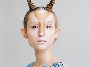 Молодой дизайнер Парамонова и ее сказочный лес   Ярмарка Мастеров - ручная работа, handmade