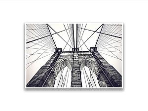 Бруклинский мост   Ярмарка Мастеров - ручная работа, handmade