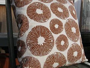 Spore Print, экопринт грибами и элементы декора в грибном стиле. Ярмарка Мастеров - ручная работа, handmade.