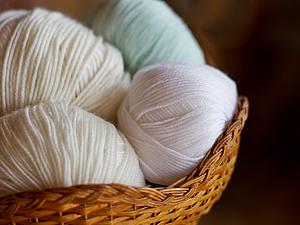 Итальянская шерстяная пряжа | Ярмарка Мастеров - ручная работа, handmade