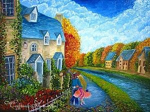 аукцион на милые домики) 3 лота!!!!!!! | Ярмарка Мастеров - ручная работа, handmade