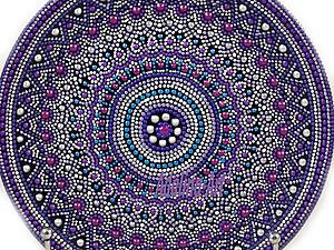 Геометрия в круге - Point-to-point   Ярмарка Мастеров - ручная работа, handmade