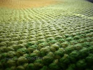 Несколько слов о круглых ковриках. | Ярмарка Мастеров - ручная работа, handmade