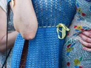 Помогите найти схему рисунка к платьицу | Ярмарка Мастеров - ручная работа, handmade