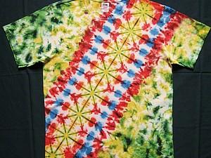 Роспись футболки