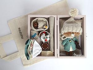 Уютнейший кукольный мир Manomine | Ярмарка Мастеров - ручная работа, handmade