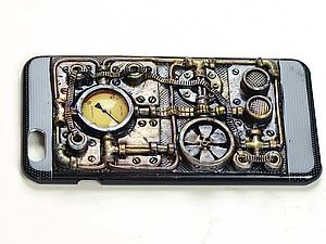 Декорируем панель для мобильного телефона в стиле стимпанк. Ярмарка Мастеров - ручная работа, handmade.