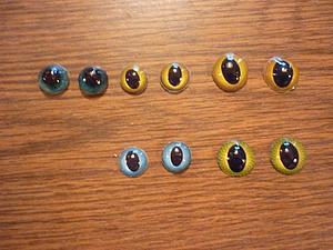 Изготовление глазок для мягкой игрушки | Ярмарка Мастеров - ручная работа, handmade