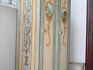 Роспись мебели. Этапы росписи мебели и обучения. | Ярмарка Мастеров - ручная работа, handmade