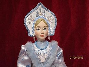 Сувенирные фарфоровые куклы | Ярмарка Мастеров - ручная работа, handmade