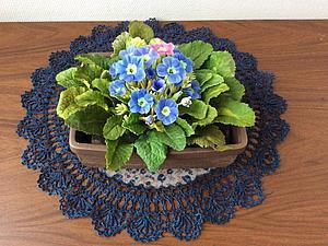 Делаем цветочек примулы. Ярмарка Мастеров - ручная работа, handmade.