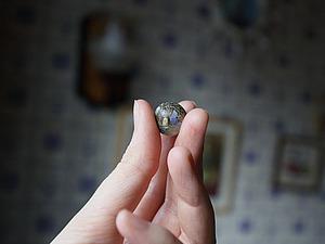 Роспись стеклянного шарика «Сказка». Ярмарка Мастеров - ручная работа, handmade.