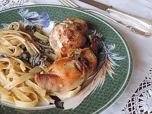Кролик запеченый в винном соусе с трюфелями | Ярмарка Мастеров - ручная работа, handmade