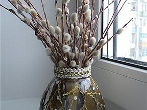 Декорируем стеклянную баночку. Ярмарка Мастеров - ручная работа, handmade.