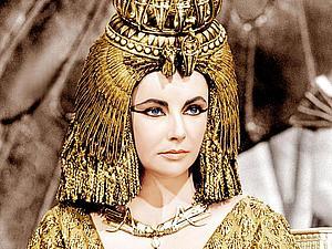 Украшения царицы Клеопатры: легенды, кино и винтаж. Ярмарка Мастеров - ручная работа, handmade.