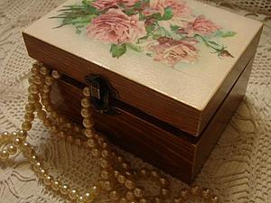 Розыгрыш шкатулки к 8 Марта! Приглашаю! | Ярмарка Мастеров - ручная работа, handmade