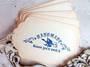 Почему мы покупаем изделия ручной работы?. Ярмарка Мастеров - ручная работа, handmade.