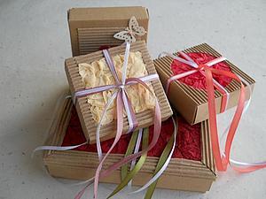 Дивные коробочки для дорогих покупателей! | Ярмарка Мастеров - ручная работа, handmade