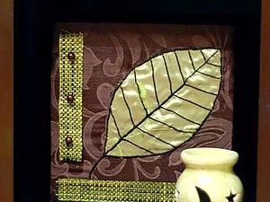 Декорируем картонную коробку. Ярмарка Мастеров - ручная работа, handmade.