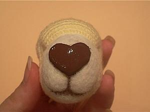 Как сделать носик для игрушки. Ярмарка Мастеров - ручная работа, handmade.