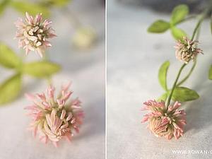 Полевые цветы. Реалистичная флористика.4 занятия | Ярмарка Мастеров - ручная работа, handmade