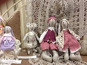 Работы Tilda-центра участвуют в выставке авторской и коллекционной куклы | Ярмарка Мастеров - ручная работа, handmade