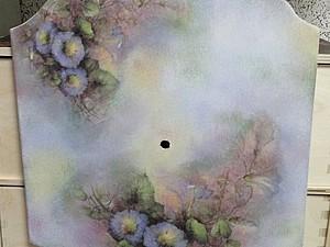 «Дымчатая Вуаль» нежные тени акрилом | Ярмарка Мастеров - ручная работа, handmade