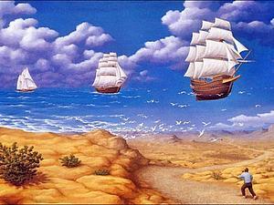 Мастера иллюзии: Роб Гонсалвес | Ярмарка Мастеров - ручная работа, handmade
