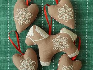 Розыгрыш набора ёлочных игрушек! | Ярмарка Мастеров - ручная работа, handmade