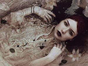 Мрачное очарование в фотографиях Кимберли Джоанн Синклер | Ярмарка Мастеров - ручная работа, handmade