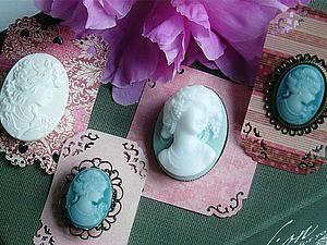 Камеи | Ярмарка Мастеров - ручная работа, handmade