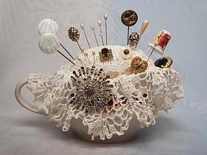 Саше и игольницы как элемент декора в интерьере | Ярмарка Мастеров - ручная работа, handmade