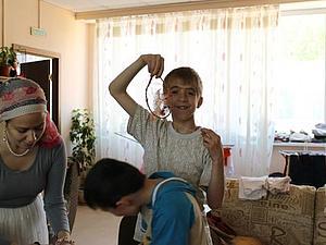 Делаем ловцов снов с ребятами из Детского Дома № 3   Ярмарка Мастеров - ручная работа, handmade