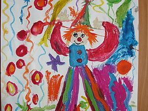 Рисование для дошкольников. Мастерская живописи Беловой Светланы. | Ярмарка Мастеров - ручная работа, handmade