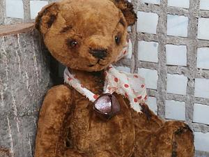Аукцион с Нуля!!!! Тедди мишка ищет дом!!!!   Ярмарка Мастеров - ручная работа, handmade
