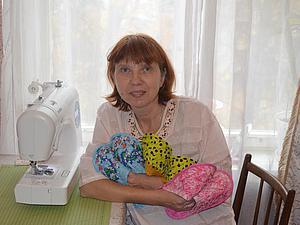 Шьём тапочки для дочки-лапочки. Ярмарка Мастеров - ручная работа, handmade.