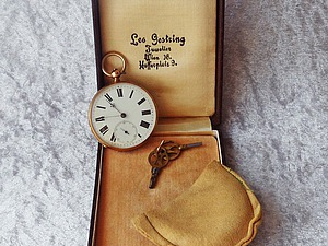 Швейцарские часы позолоченные (золотые?) - клады в