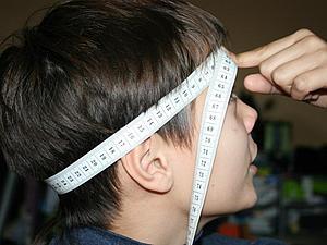 Определения размеров детской шапочки. | Ярмарка Мастеров - ручная работа, handmade