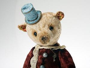 Базовый мк по шитью мишек Тедди | Ярмарка Мастеров - ручная работа, handmade