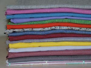 Конфетка - 15 отрезов ткани 75на1м   Ярмарка Мастеров - ручная работа, handmade
