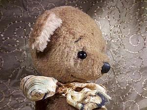 Медвежонок Кузя | Ярмарка Мастеров - ручная работа, handmade