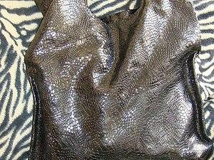 Аукцион с нуля на сумку из тесненой итальянской лаковой кожи   Ярмарка Мастеров - ручная работа, handmade