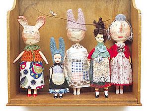 Чудачка Джулия Аркелл и ее чудачества | Ярмарка Мастеров - ручная работа, handmade