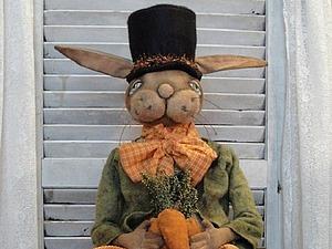 Чердачные текстильные куклы. Ярмарка Мастеров - ручная работа, handmade.